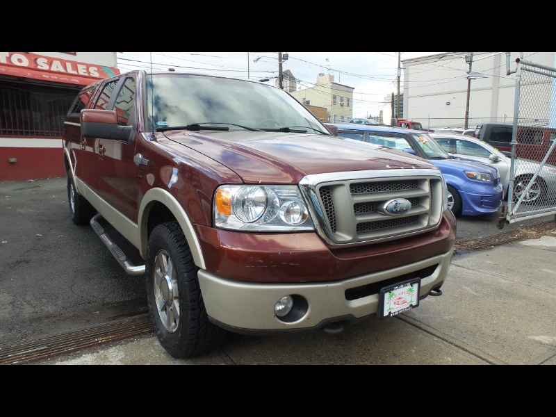 2007 Ford F-150 King Ranch 4WD SuperCrew
