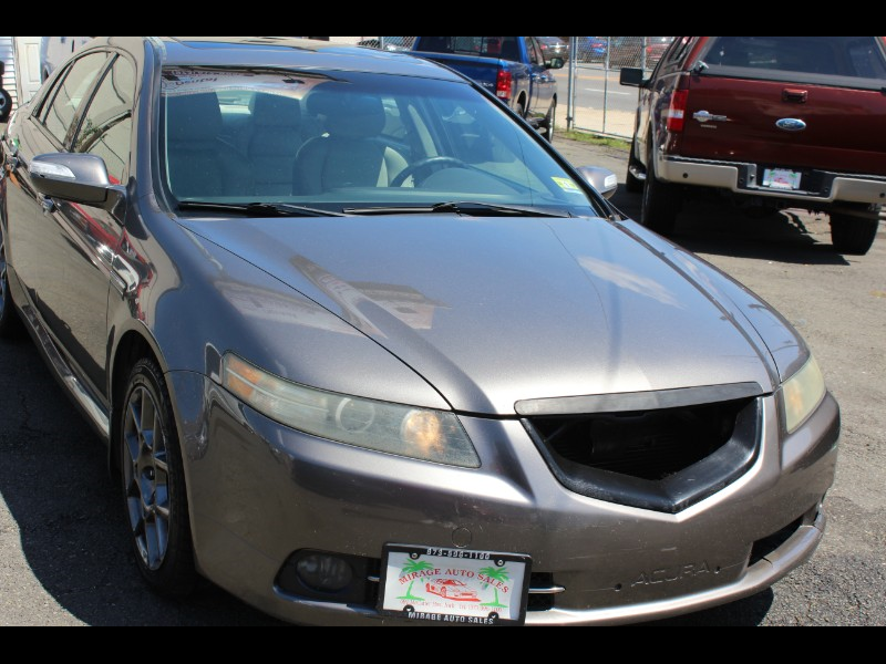 Acura TL Type-S 5-Speed AT 2008
