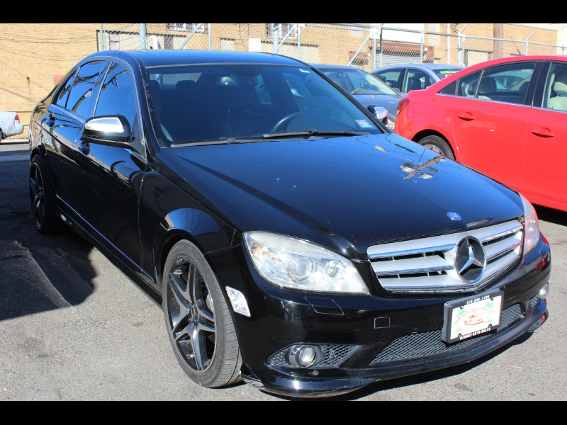 Mercedes-Benz C-Class C300 Sport Sedan 2008
