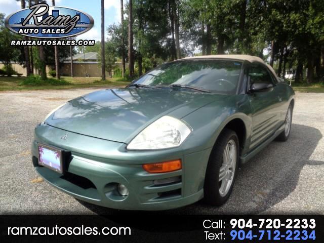 2004 Mitsubishi Eclipse GT Spyder
