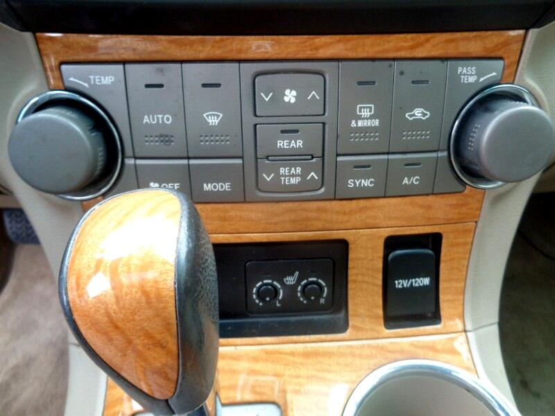 2008 Toyota Highlander Hybrid Limited 4WD