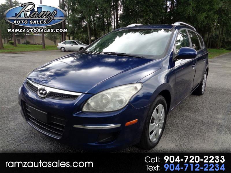 Hyundai Elantra Touring GLS Manual 2011