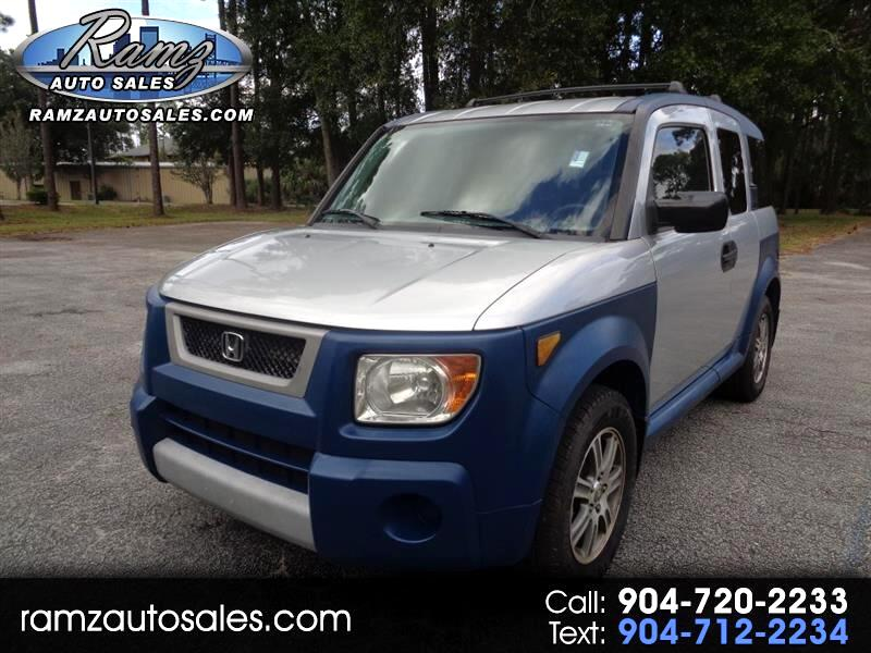 Honda Element LX 4WD AT 2006