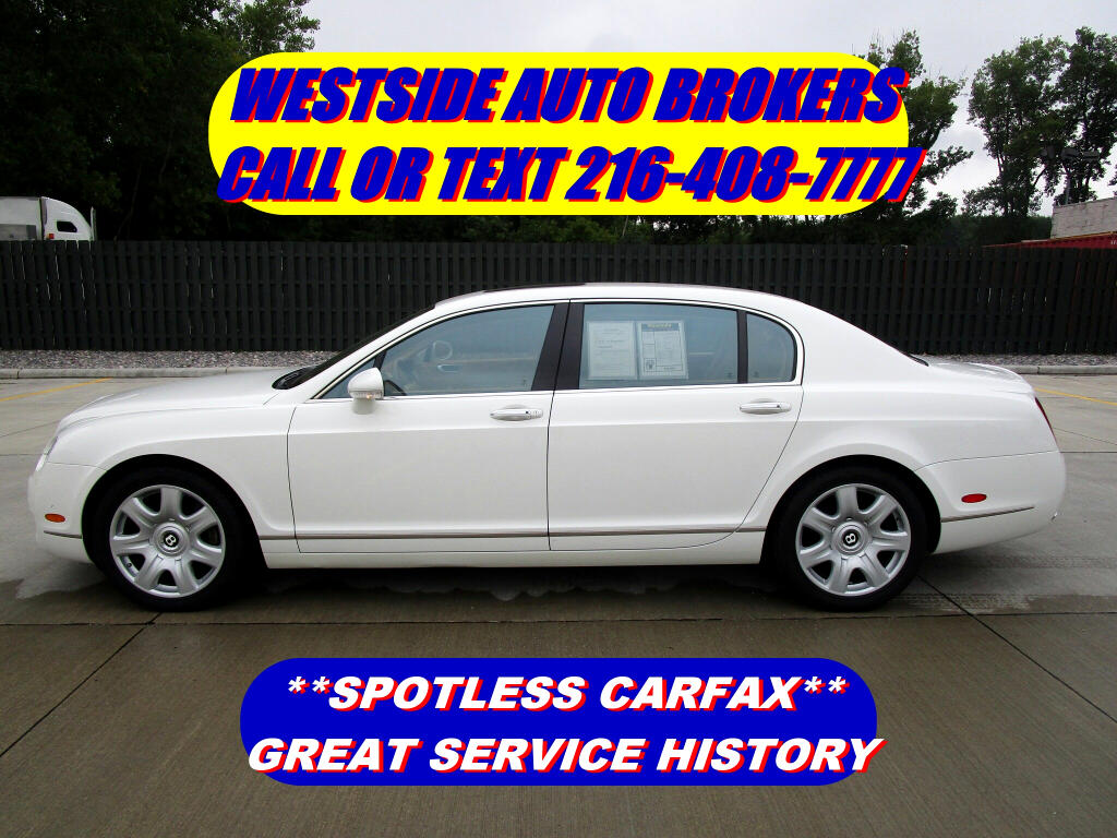 2007 Bentley Continental Flying Spur 4dr Sdn