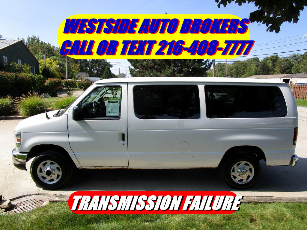 2009 Ford Econoline E-350 Super Duty XL