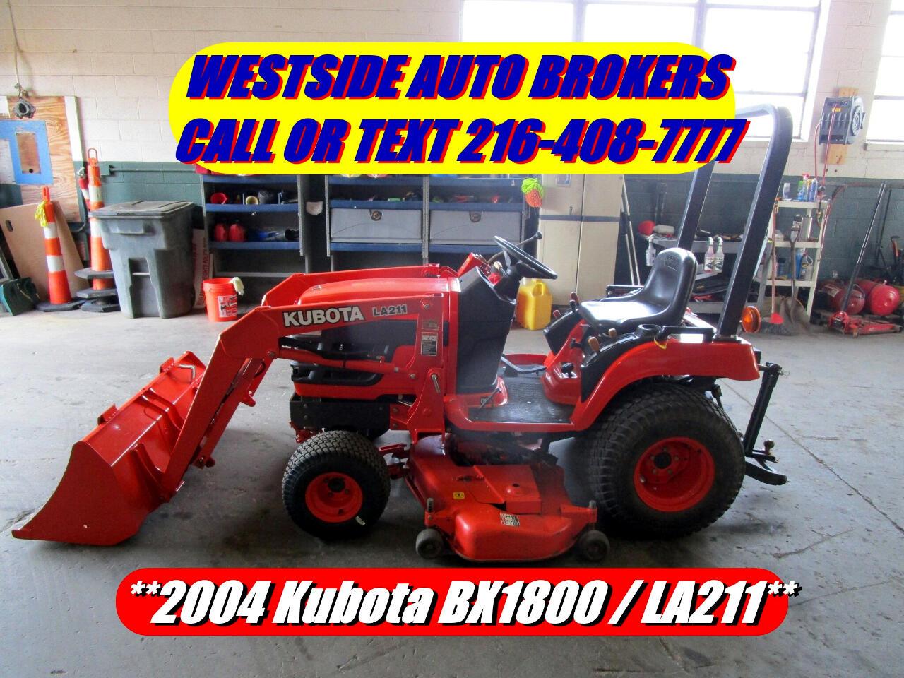 2004 Kubota Industrial LA211