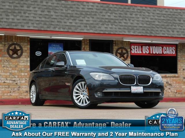 Used BMW Series For Sale Fort Worth TX CarGurus - 2009 bmw 745li for sale