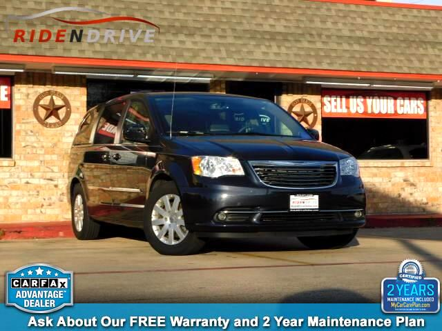 2014 Chrysler Town & Country Touring LWB