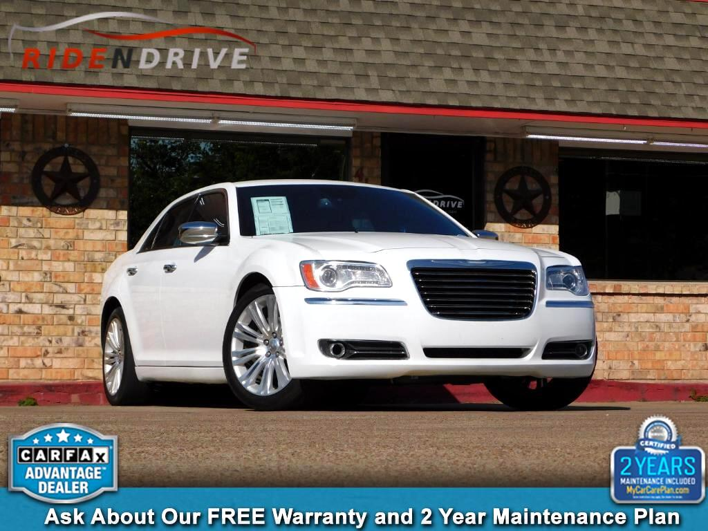 2012 Chrysler 300 C Luxury