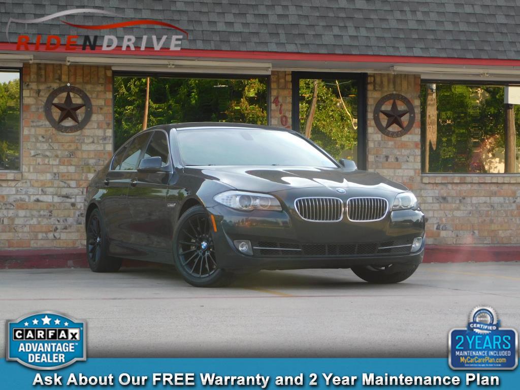 2011 BMW 5 Series 4dr Sdn 535i RWD