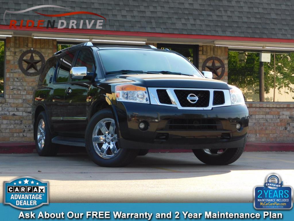 2014 Nissan Armada 2WD 4dr Platinum