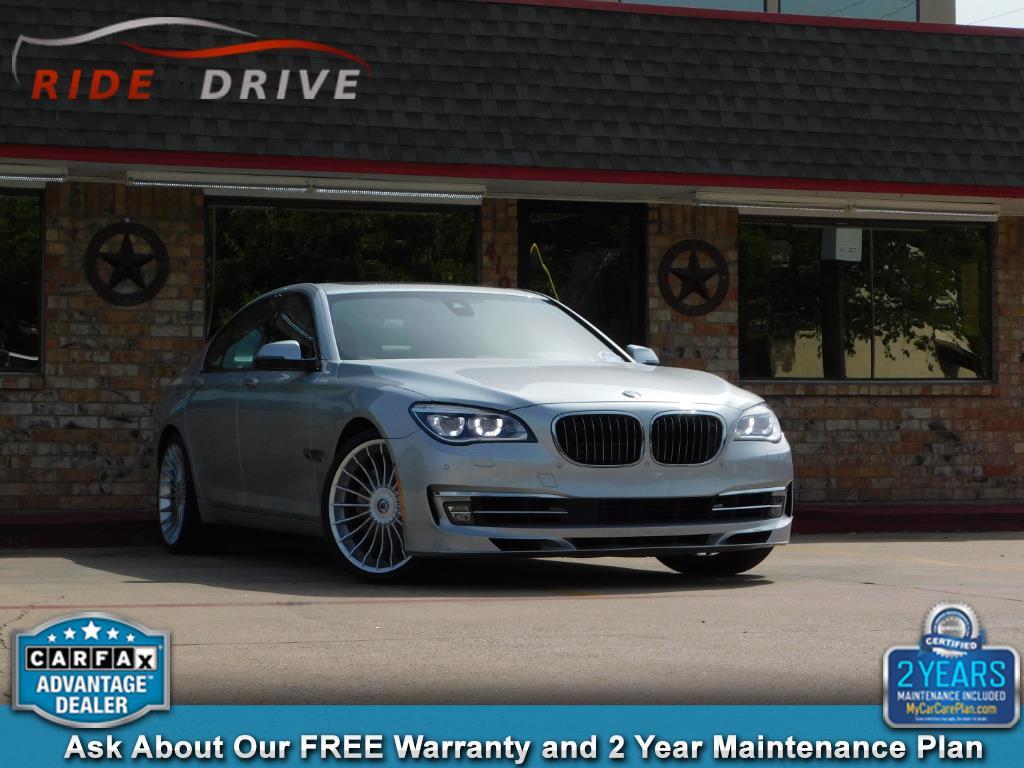 2015 BMW 7 Series 4dr Sdn ALPINA B7 SWB RWD