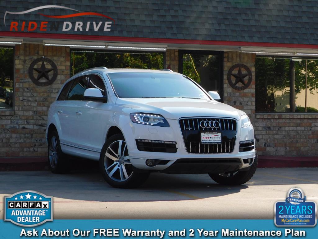 2013 Audi Q7 quattro 4dr 3.0T Premium Plus