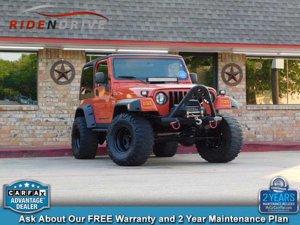2005 Jeep Wrangler 2dr X