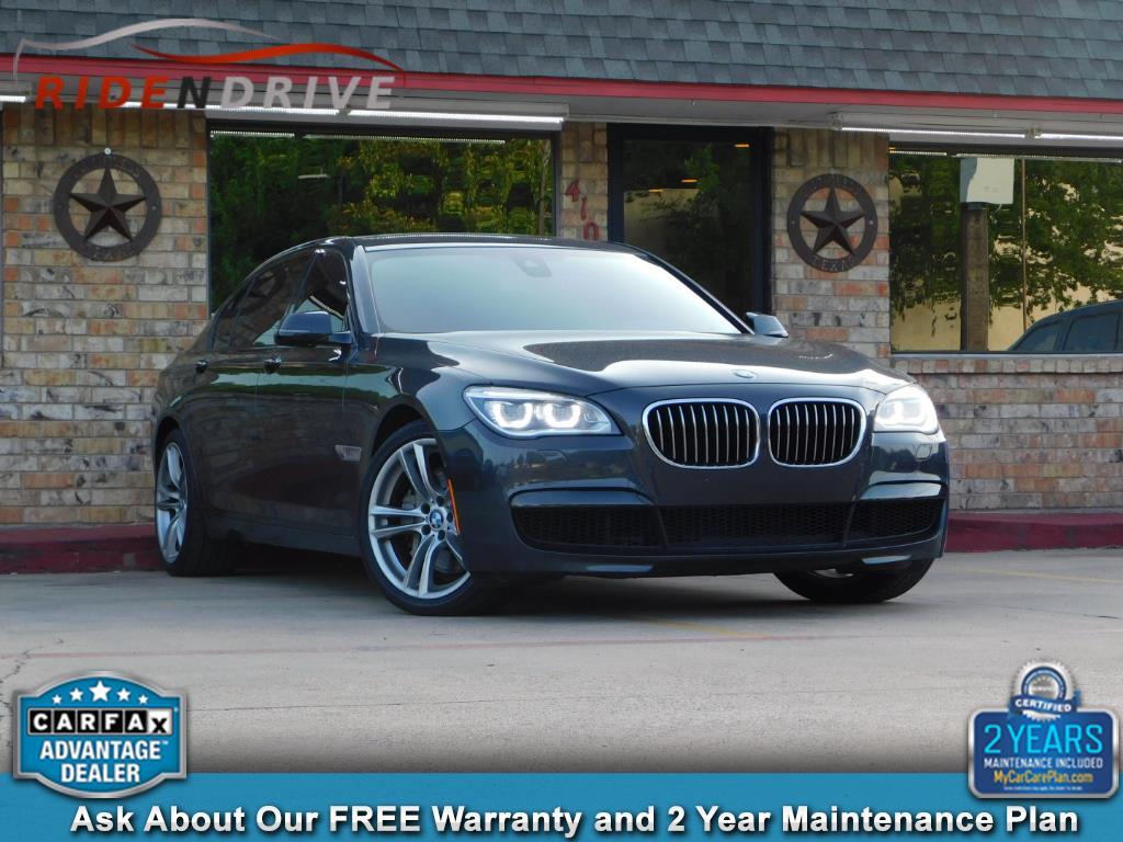 2014 BMW 7 Series 4dr Sdn 750Li RWD