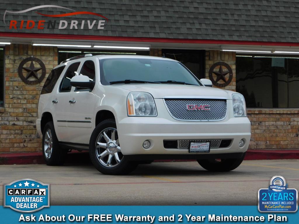 2011 GMC Yukon AWD 4dr 1500 Denali