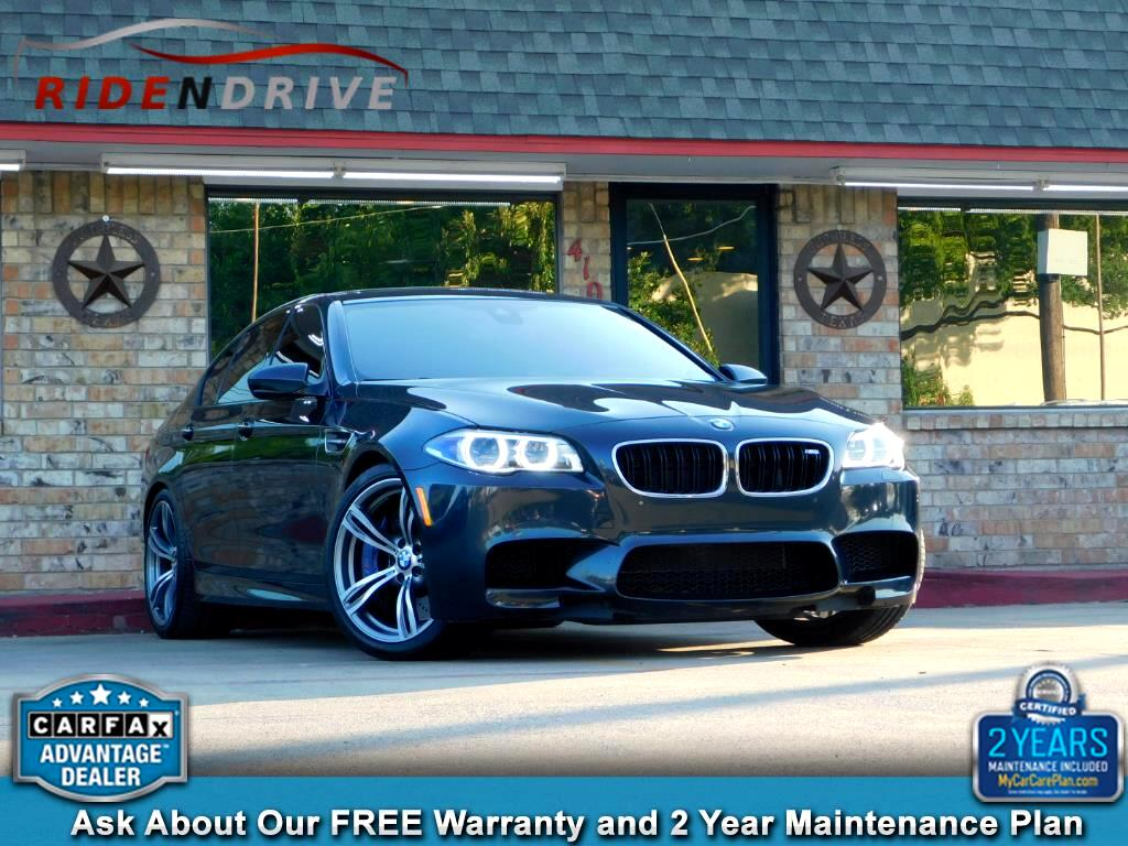 2015 BMW M5 4dr Sdn Competition Pkg