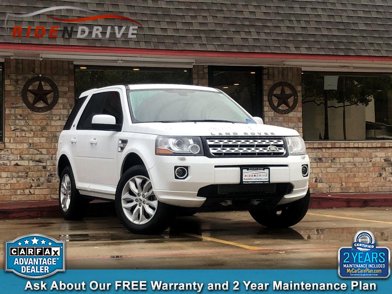 2014 Land Rover LR2 AWD 4dr HSE LUX