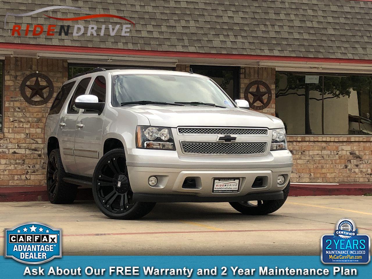 2011 Chevrolet Tahoe 4WD 4dr 1500 LT w/3LT