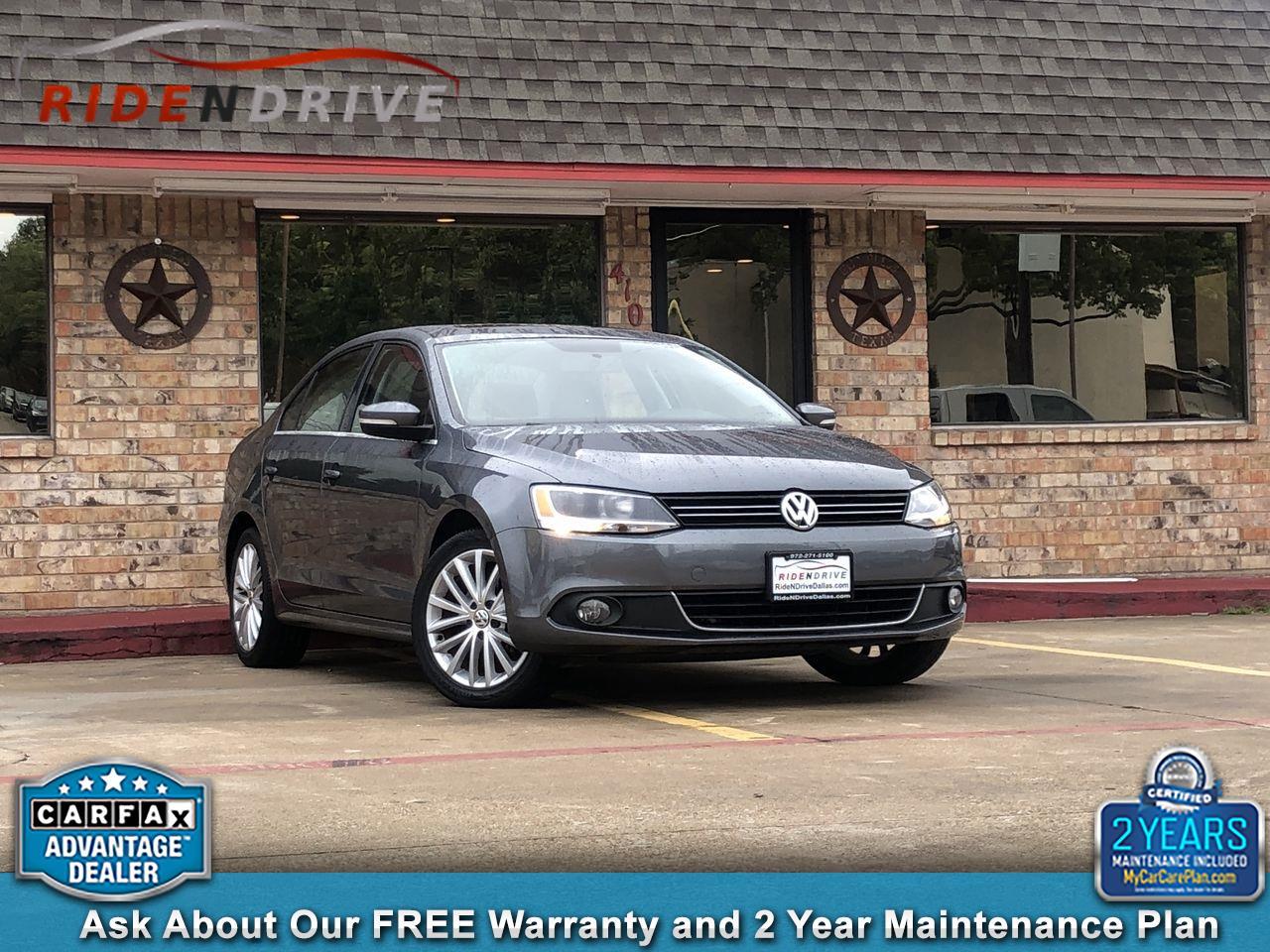 2014 Volkswagen Jetta Sedan 4dr DSG TDI w/Premium/Nav