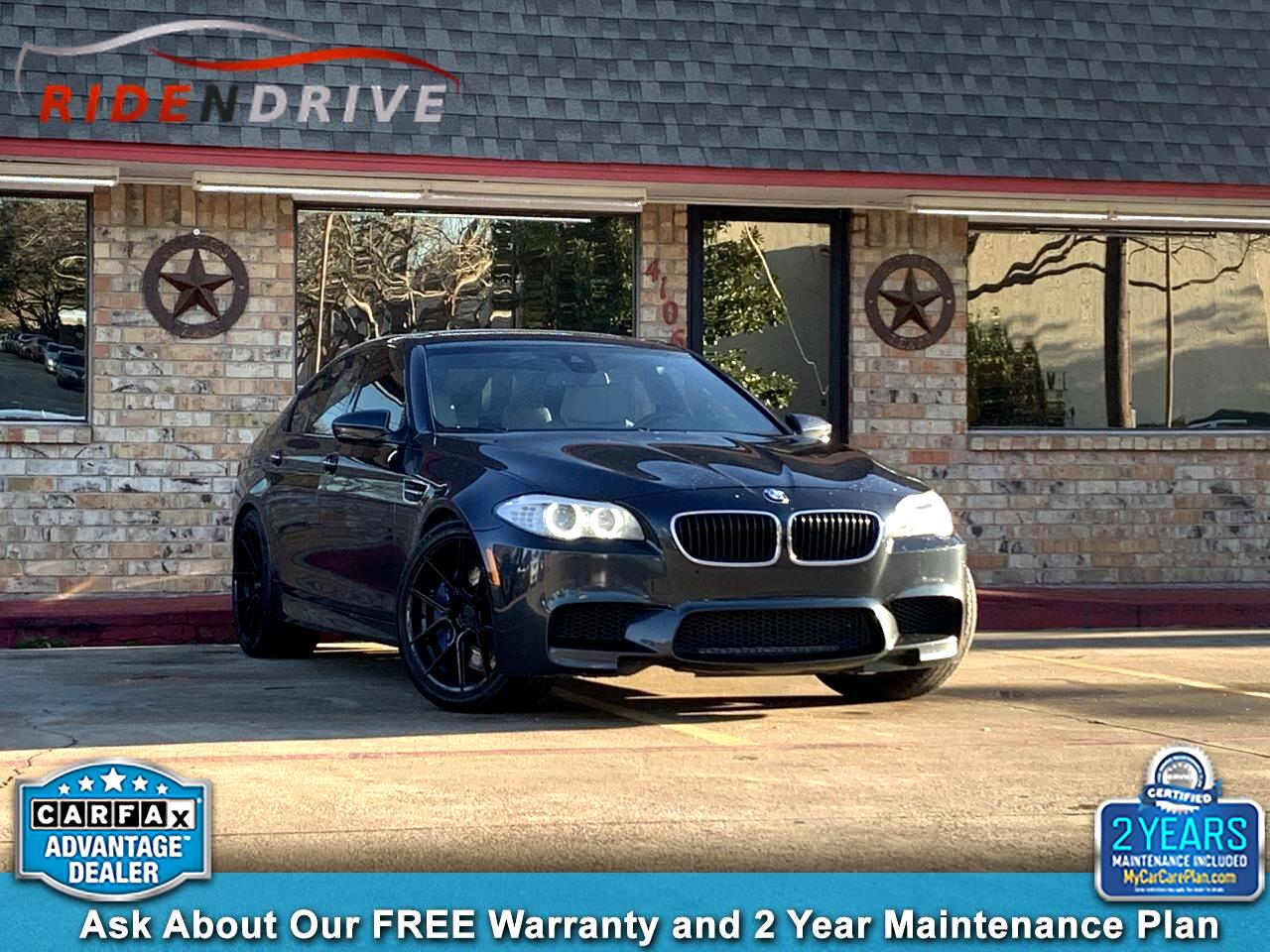 2013 BMW M5 4dr Sdn