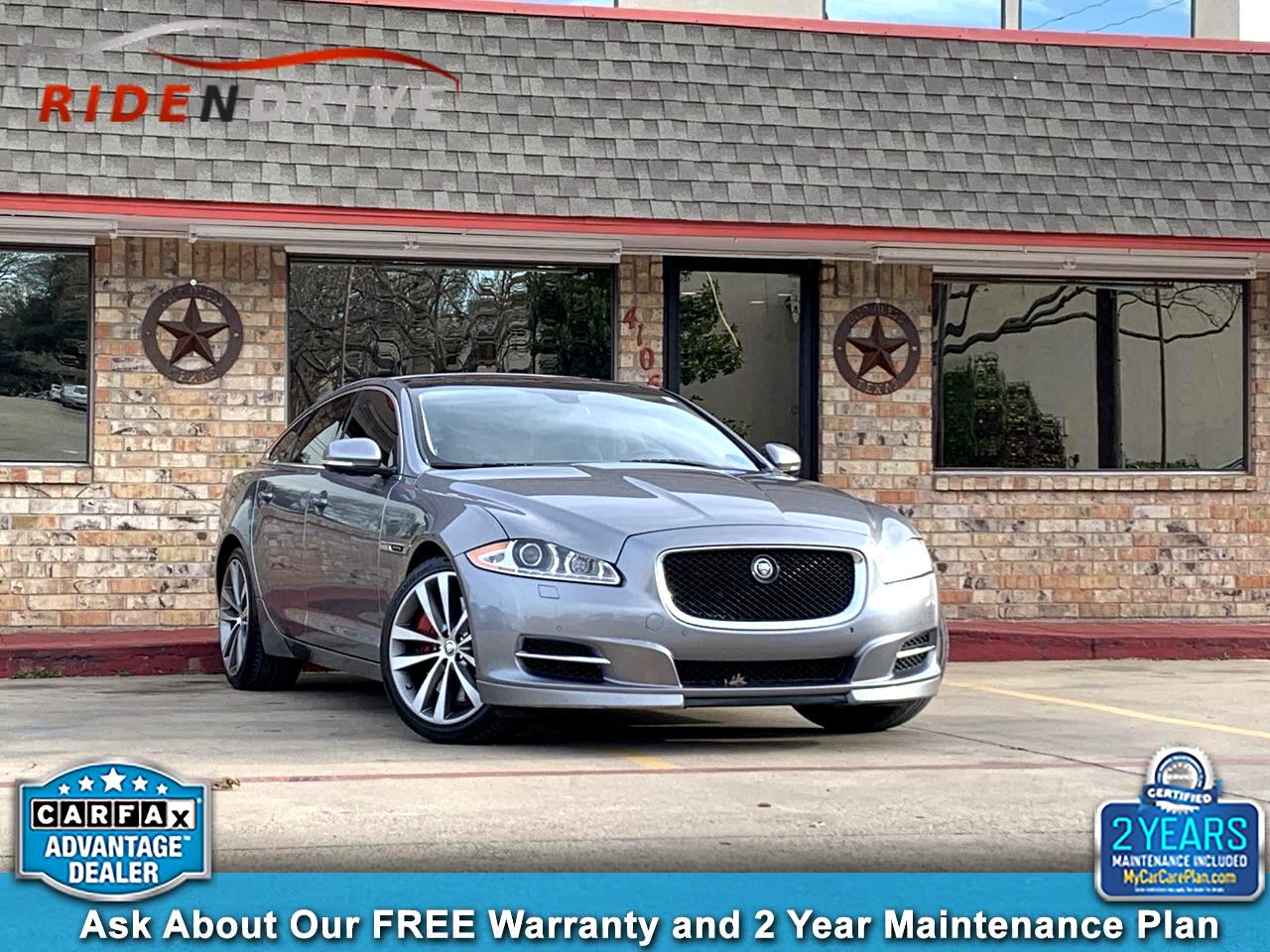 2013 Jaguar XJ 4dr Sdn Supercharged RWD
