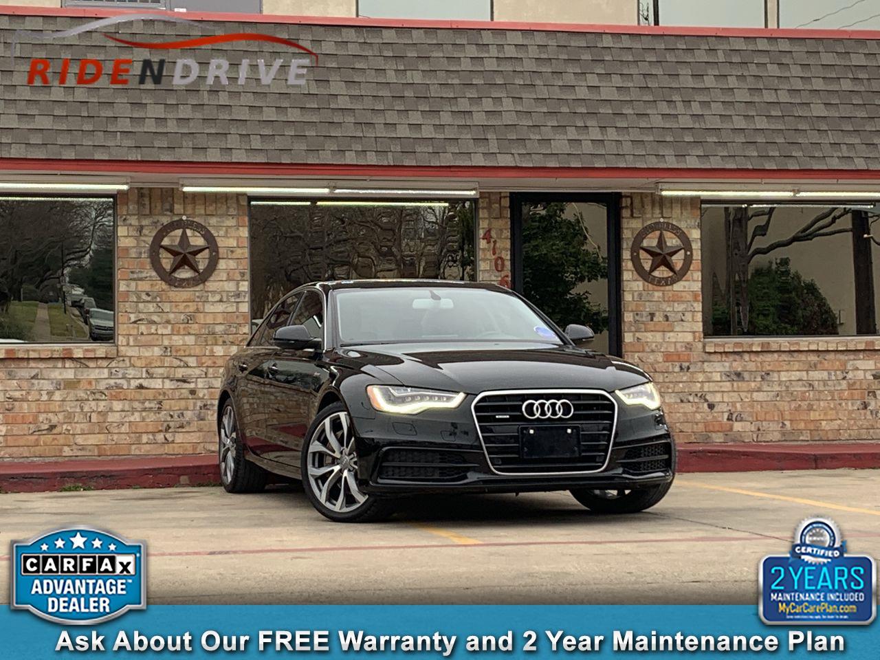 2013 Audi A6 4dr Sdn quattro 3.0T Prestige