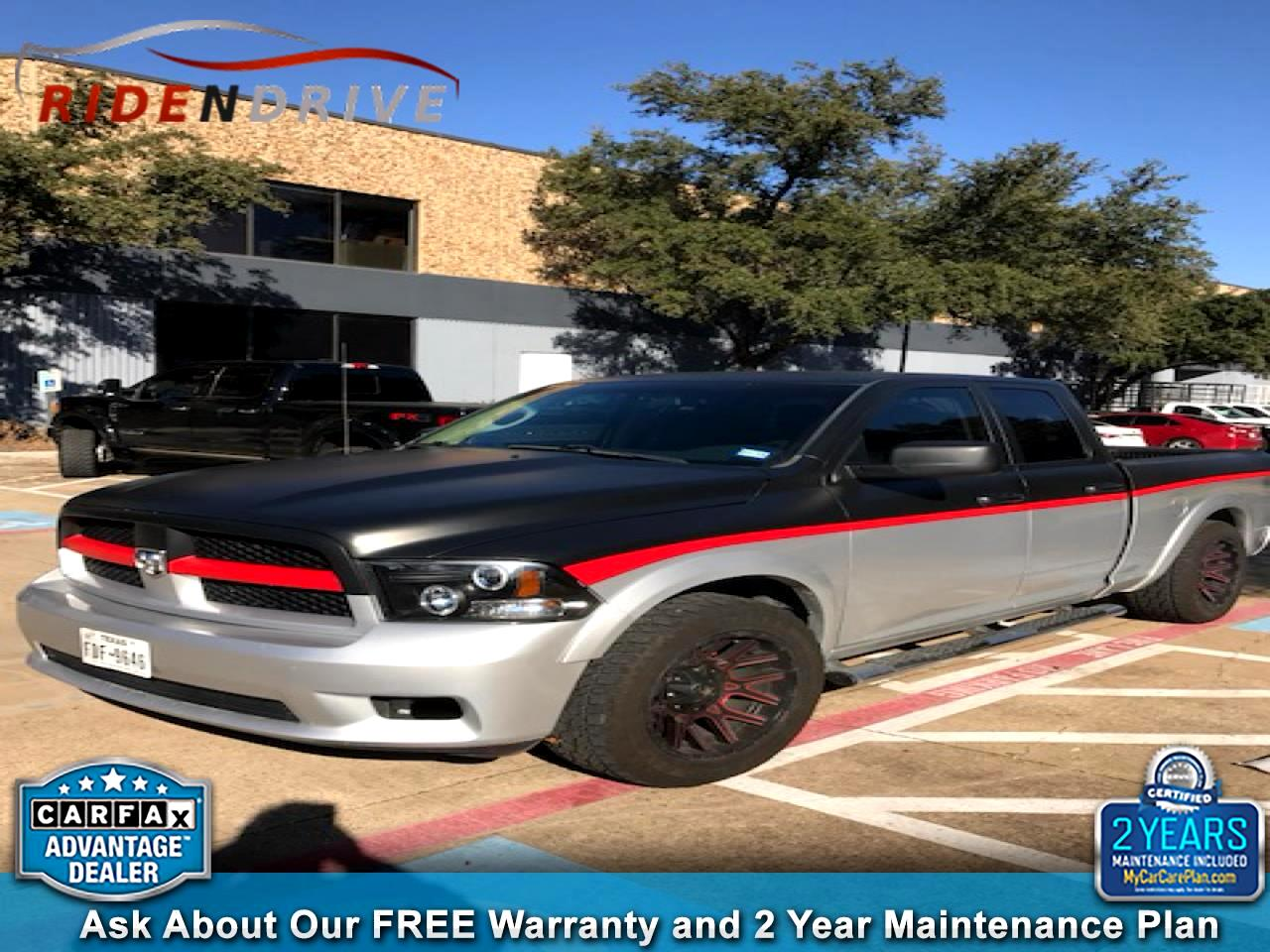 """2011 RAM 1500 2WD Quad Cab 140.5"""" ST"""