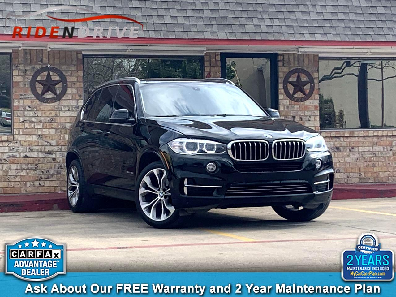 2015 BMW X5 sDrive35i Sports Activity Vehicle