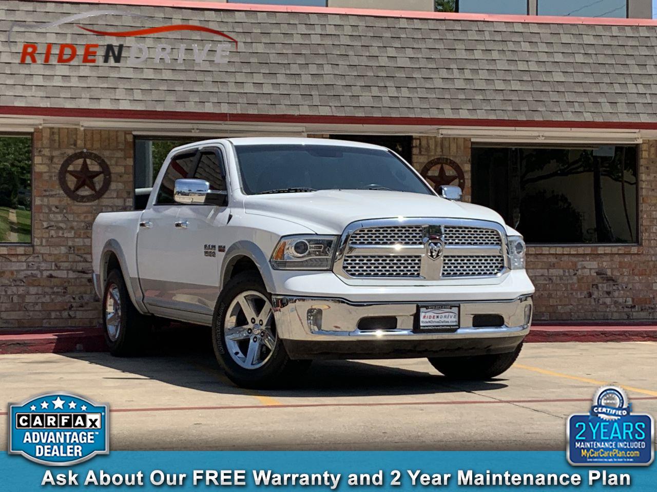 """2014 RAM 1500 4WD Crew Cab 140.5"""" Laramie"""