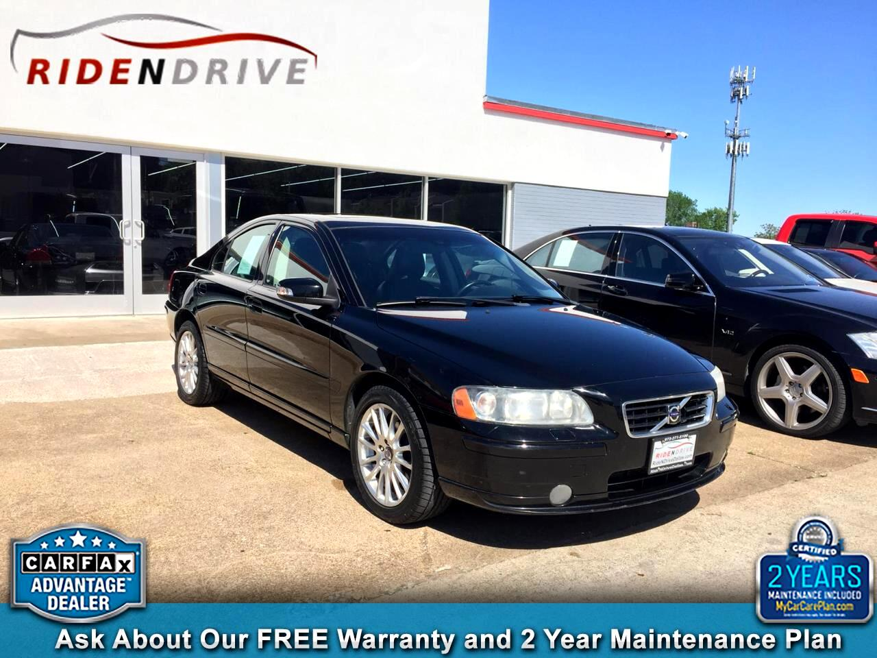 2008 Volvo S60 4dr Sdn 2.5T AWD