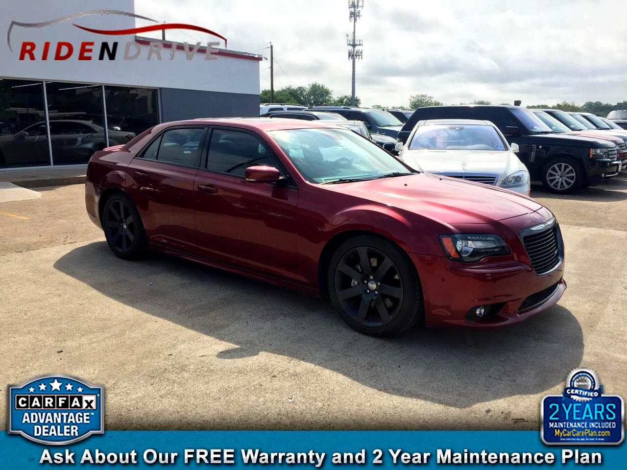 2014 Chrysler 300 4dr Sdn SRT8 RWD