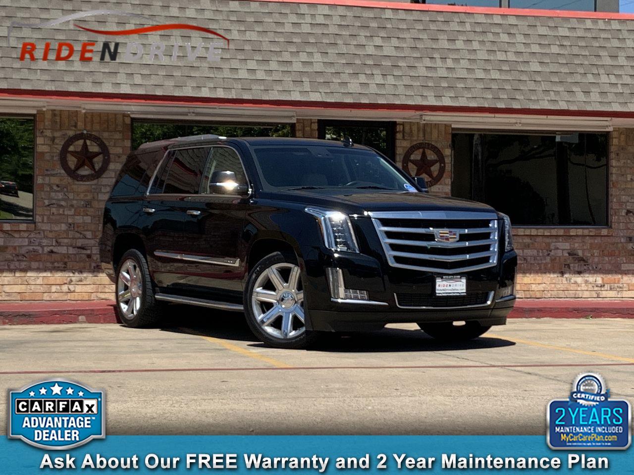 2015 Cadillac Escalade 4WD 4dr Luxury