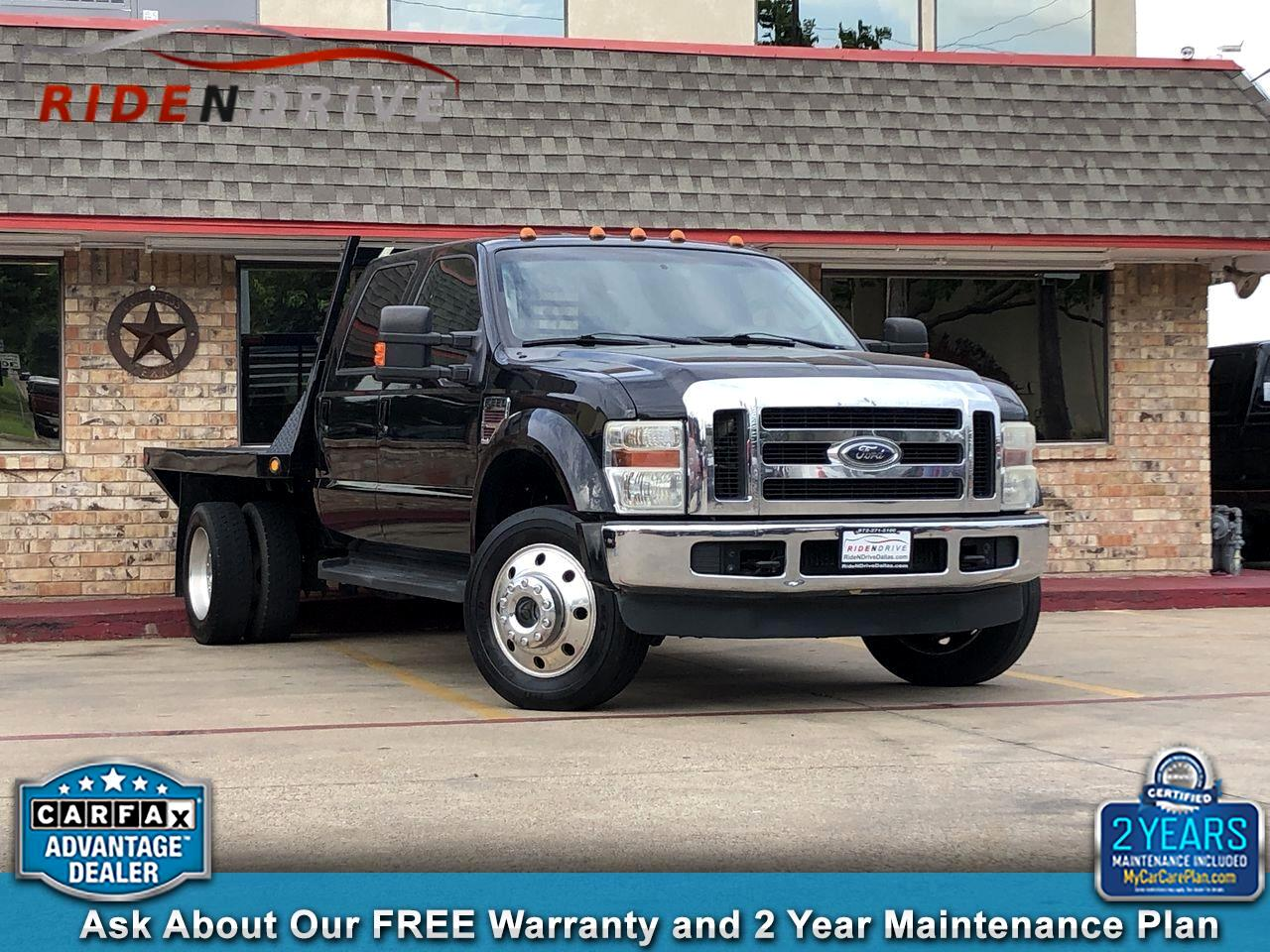 2008 Ford Super Duty F-550 DRW 4WD Crew Cab 176