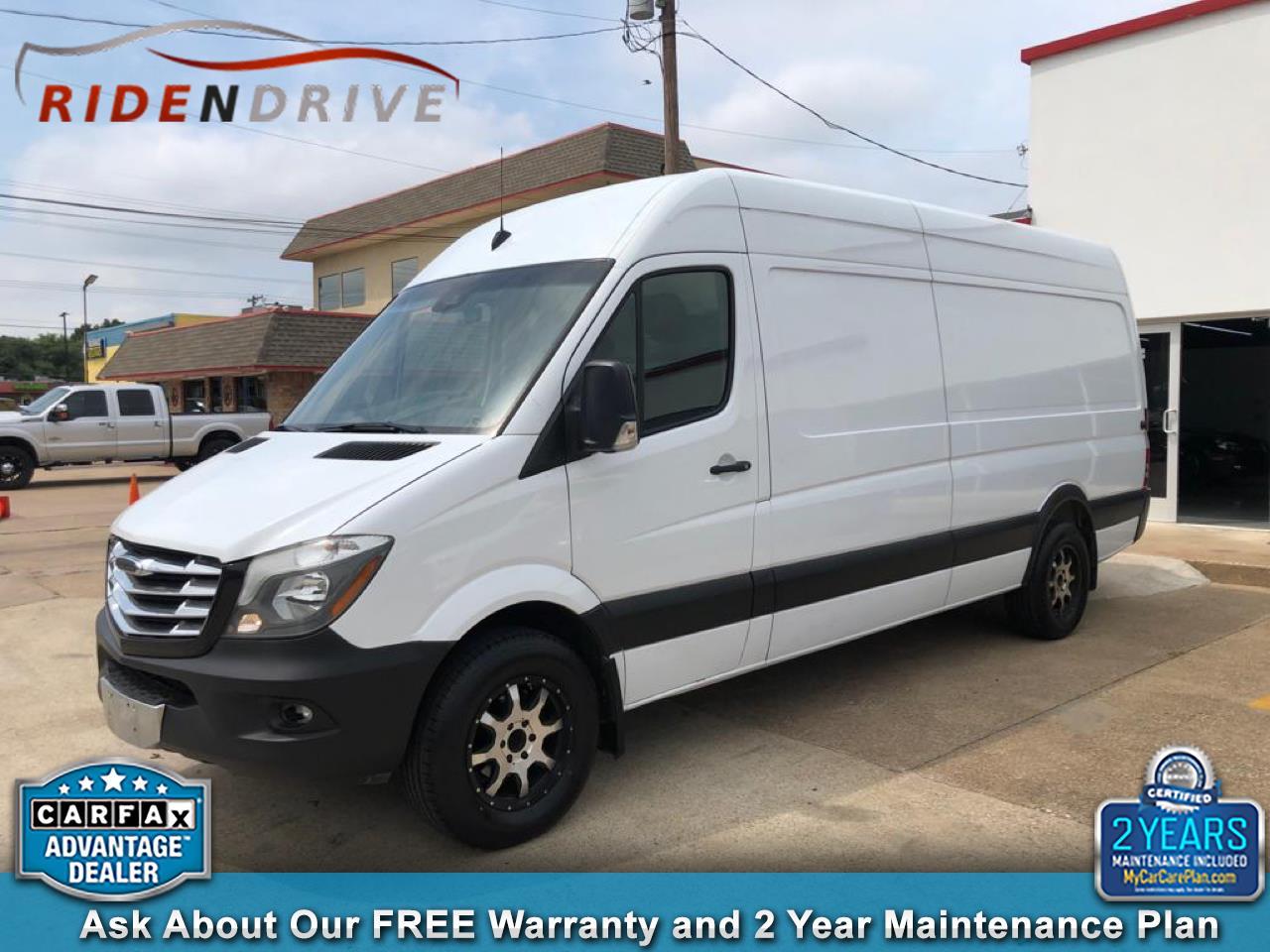 2014 Freightliner Sprinter Cargo Vans 2500 170