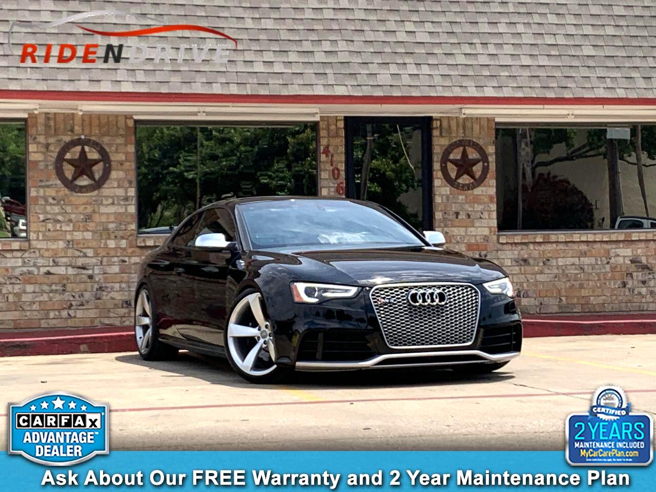 2014 Audi RS 5 2dr Cpe