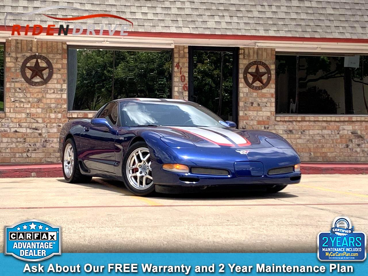 Chevrolet Corvette 2dr Z06 Hardtop 2004