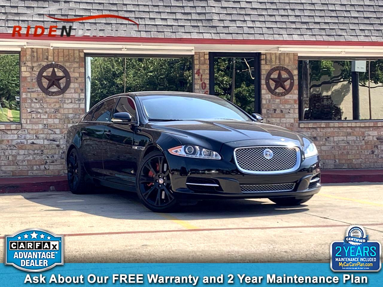 2013 Jaguar XJ 4dr Sdn XJL Supercharged RWD