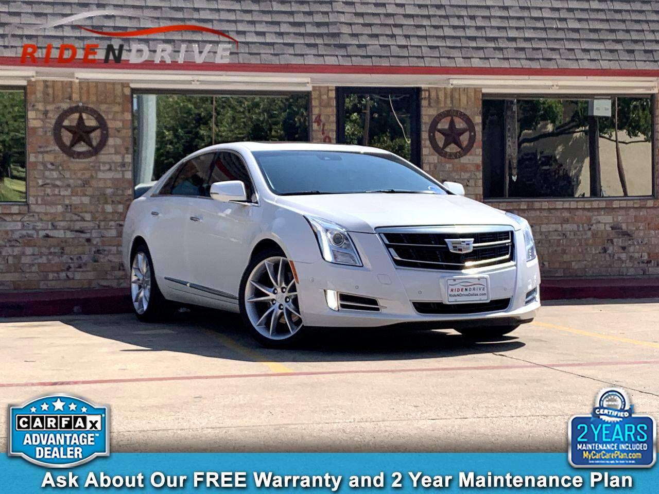 2016 Cadillac XTS 4dr Sdn Premium Collection FWD