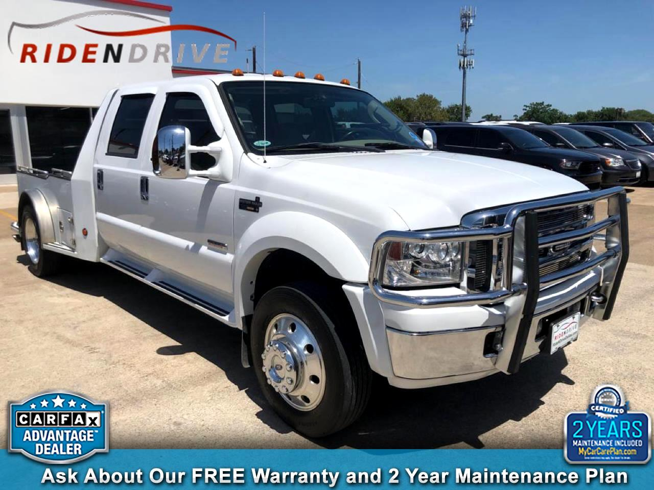 2006 Ford Super Duty F-450 DRW 2WD Crew Cab 172