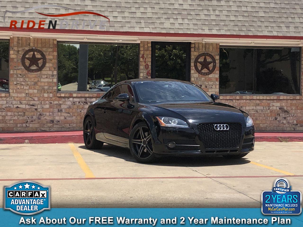 2009 Audi TT 2dr Cpe AT 2.0T FrontTrak Prestige