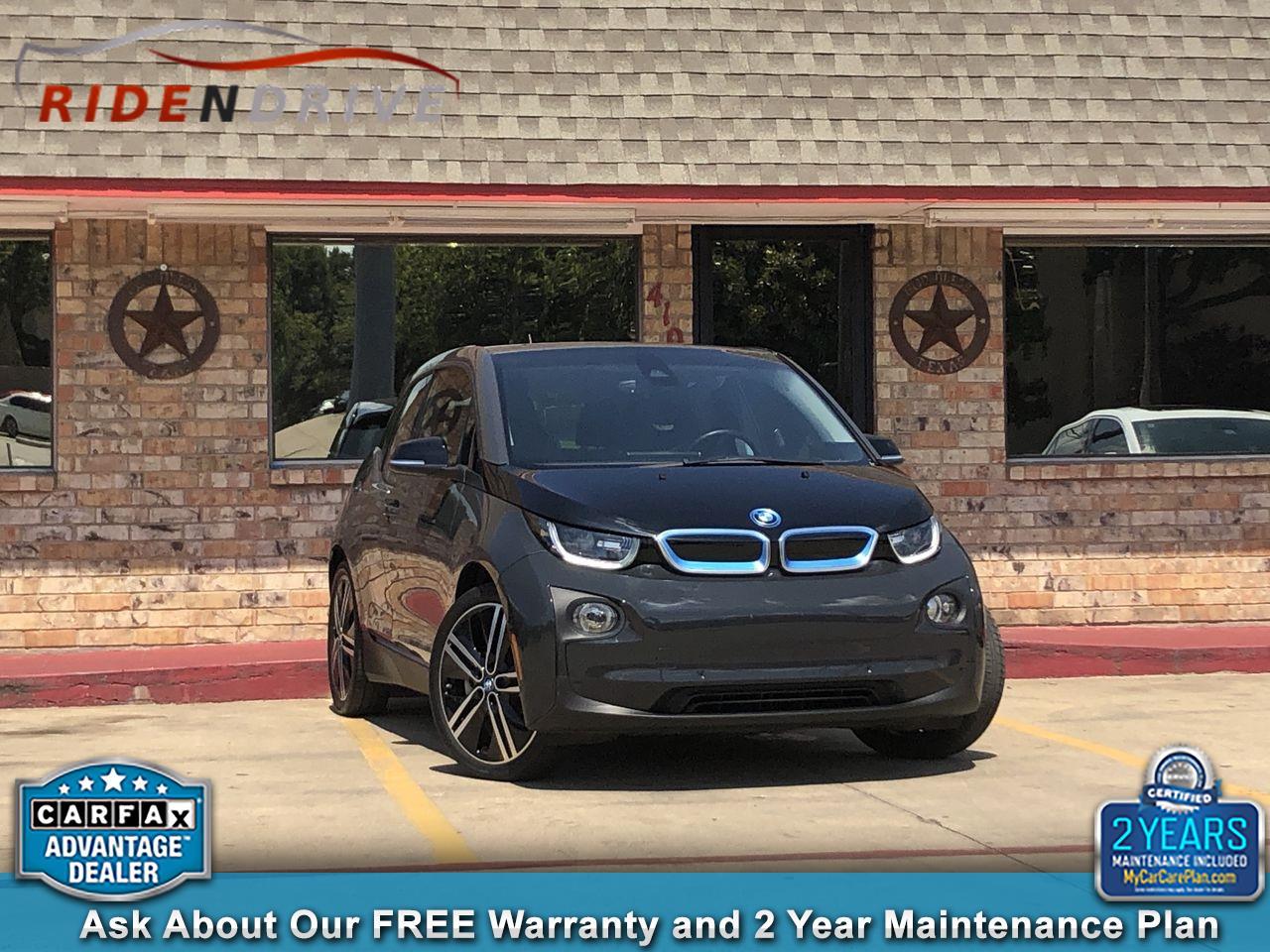 2015 BMW i3 4dr HB