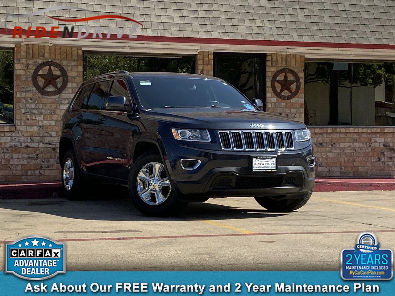 2014 Jeep Grand Cherokee 4dr Laredo 4WD