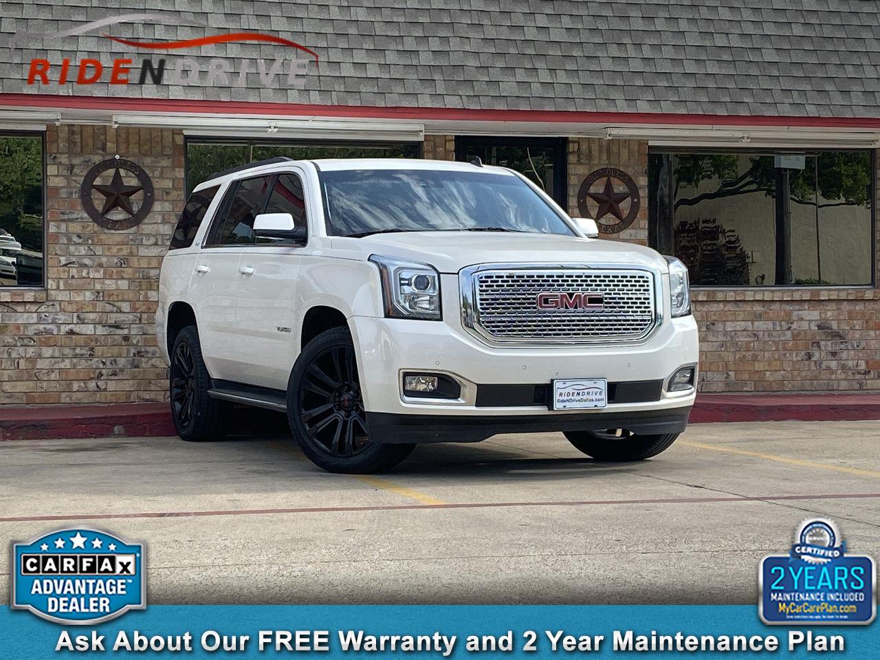 2015 GMC Yukon 2WD 4dr SLT