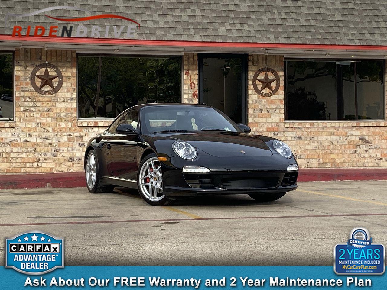 2009 Porsche 911 2dr Cpe Carrera S