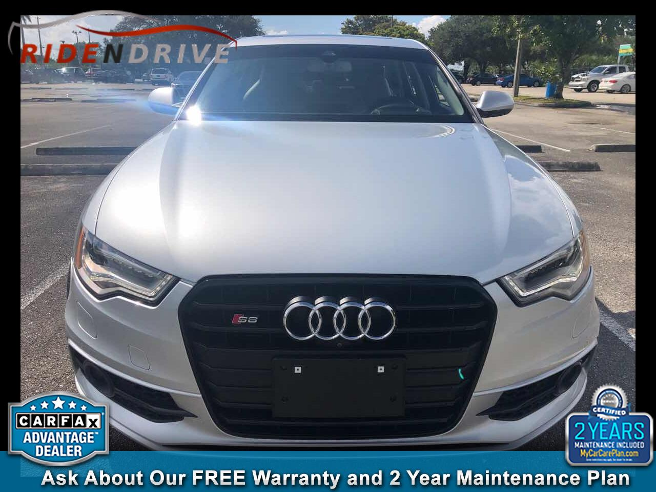 2015 Audi S6 4dr Sdn