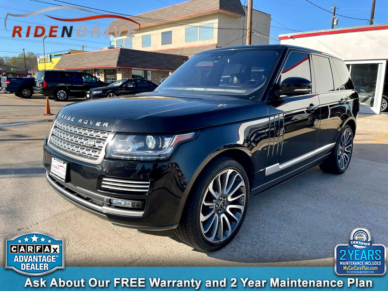 Used Land Rover Range Rover Garland Tx