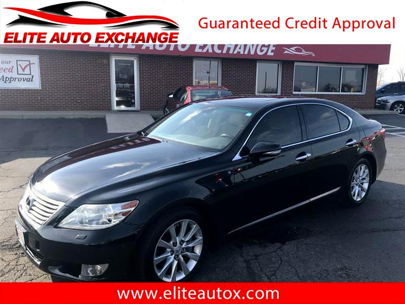 2011 Lexus LS 460 Luxury Sedan AWD