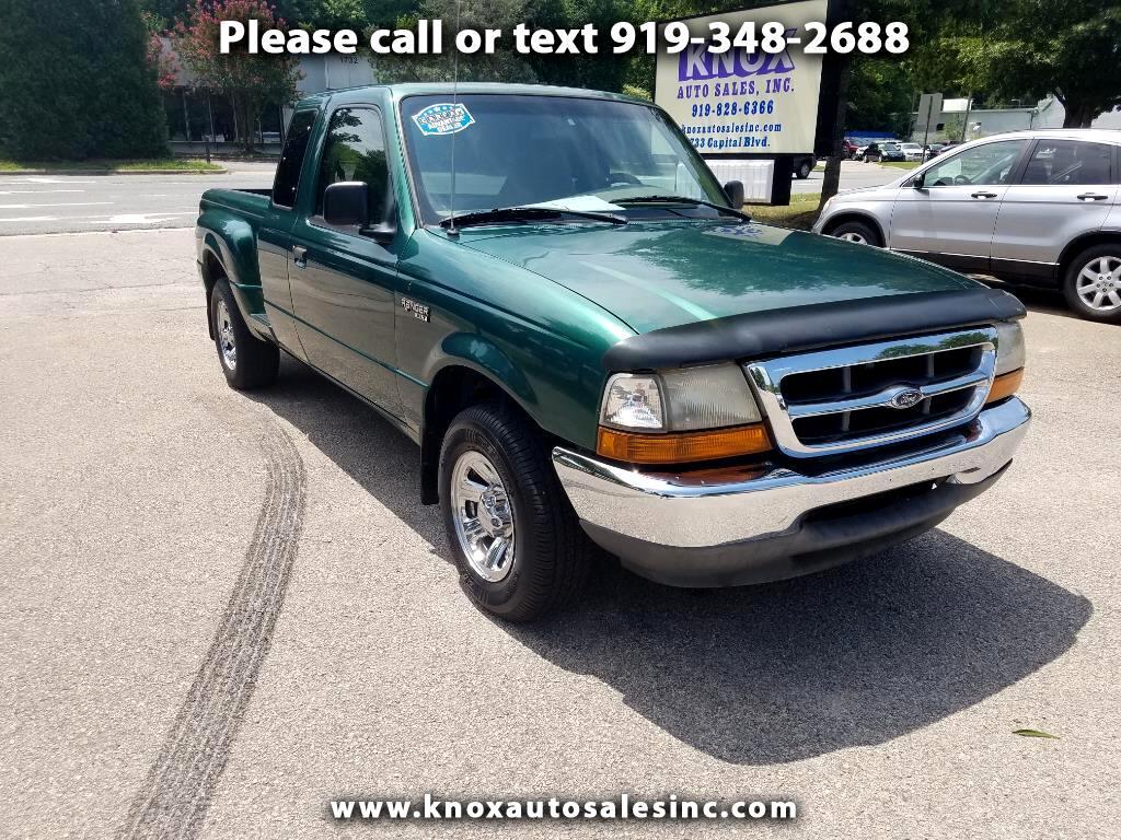 2000 Ford Ranger CLUB CAB