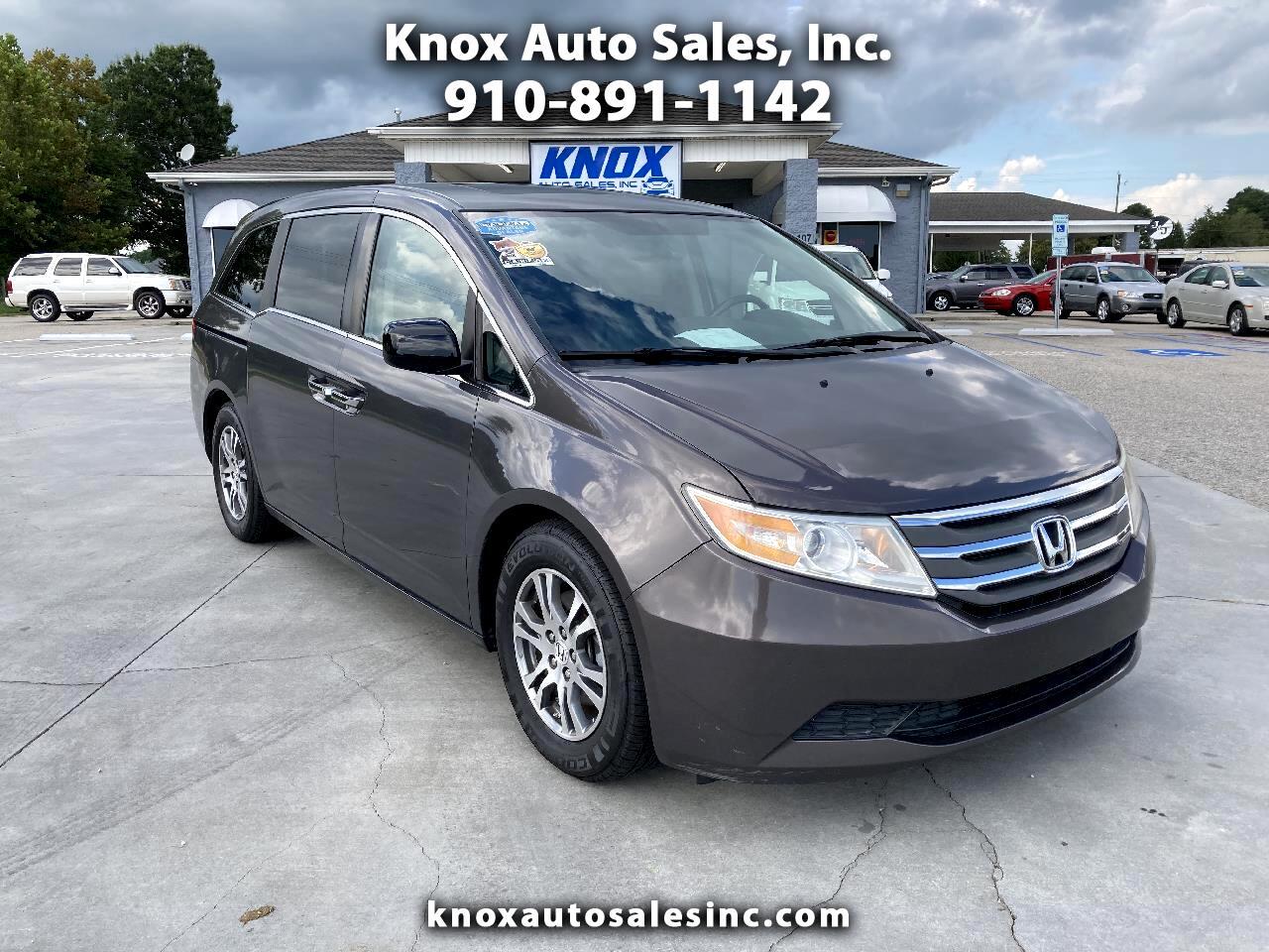 Honda Odyssey 5dr EX-L 2013